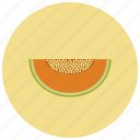 food, fruit, honey, lemon, organic icon