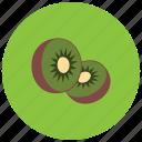 food, fruit, kiwi, organic