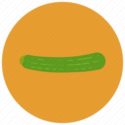 cucumber, food, organic, pickled icon