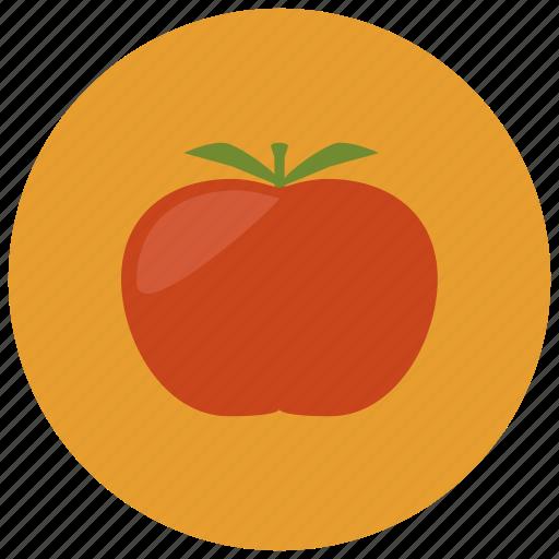 food, organic, tomato, vegetable icon