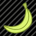 banana, food, fruit, fruits and vegetables, tropical