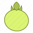 cooking, food, fruits and vegetables, ingredient, nature, onion, vegetable icon