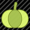 food, fruits and vegetables, halloween, pumpkin, vegetable