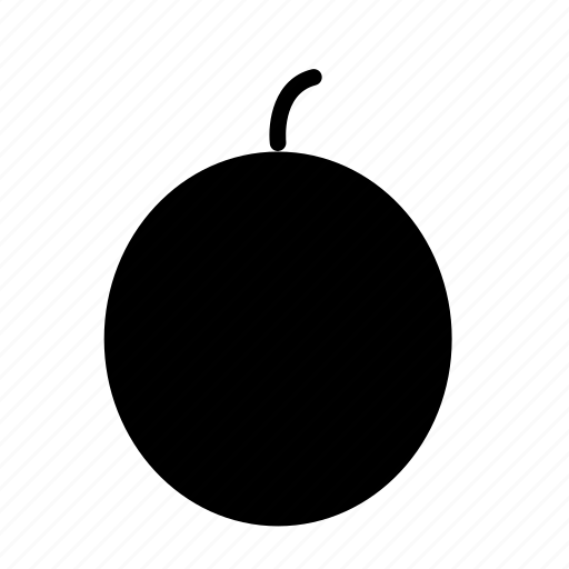 Food, fruit, healthy, melon, organic icon - Download on Iconfinder