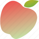 apple, berries, food, fruit, healthy, vegetarian icon