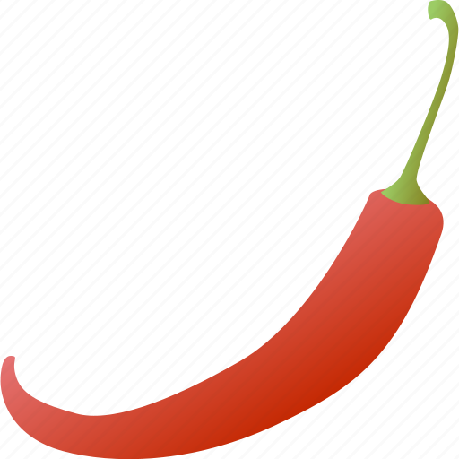 chili, food, paprika, pepper, spice, vegetable, vegetarian icon
