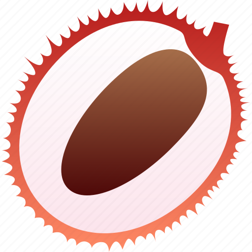 berry, food, fruit, healthy, lychees, vegetarian icon