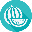 cooking, food, fruit, fruits, gastronomy, vegetable, watermelon icon
