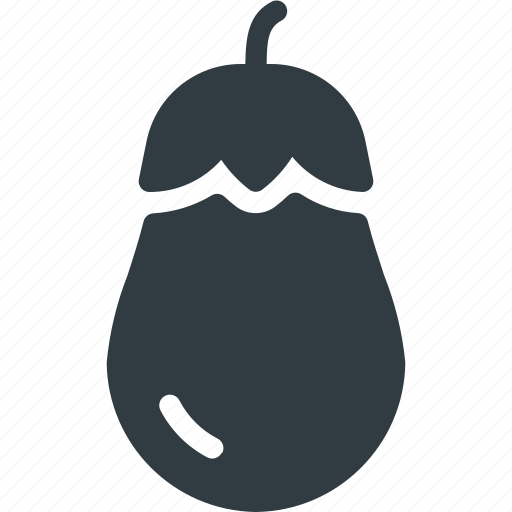 Eggplant, food, fruit, health, healthy, vegetable icon - Download on Iconfinder
