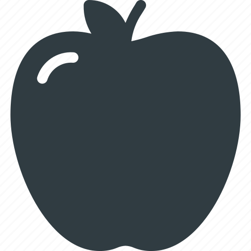 apple, food, fruit, health, healthy icon