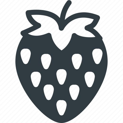 Food, fruit, health, healthy, strawberry icon - Download on Iconfinder