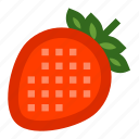 berry, food, fruit, meal, tasty icon