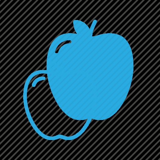 apple, food, fruit, health, healthy icon