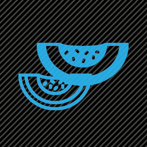 food, fruit, health, healthy, honeymelon, melon icon