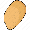 potato, vegetable icon