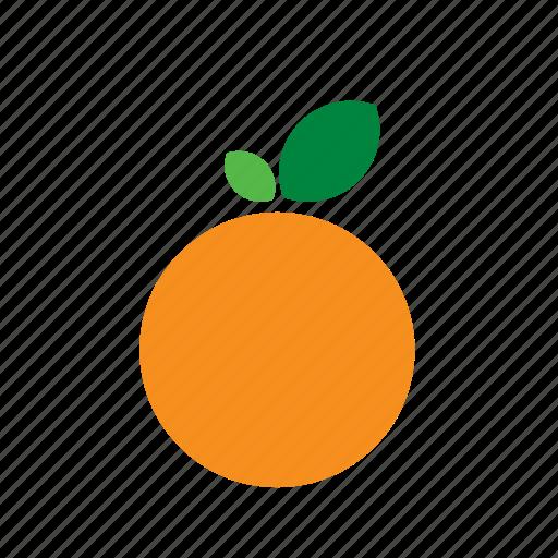 apricot, food, fruit, orange, plum icon