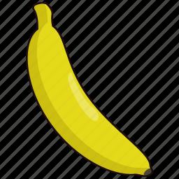 banana, bananas icon