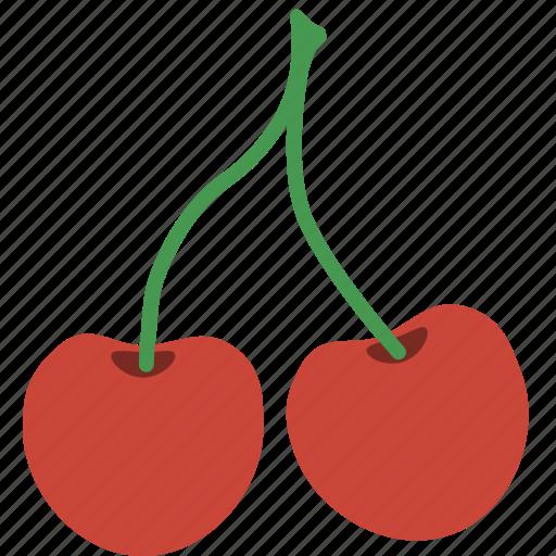 cherries, cherry icon