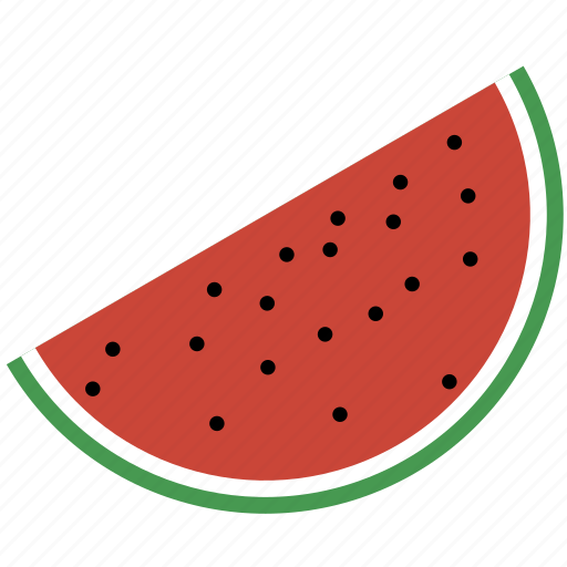 piece, slice, watermelon icon