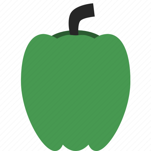 bell, pepper icon