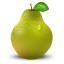 https://cdn1.iconfinder.com/data/icons/fruits/64/Pear64.png