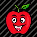 character, food, fruit, organic