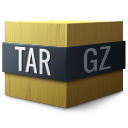 compressed, tar icon