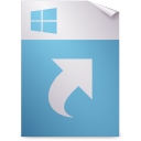 application, ms, shortcut icon