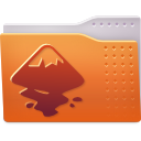folder, inkscape icon