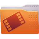 folder, video