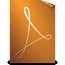 gnome, mime, postscript icon