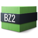bzip, gnome, mime icon