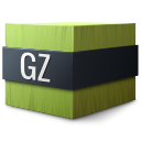 application, gnome, gzip, mime icon