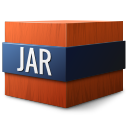 gnome, jar, mime icon