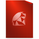 gnome, mime, ruby icon