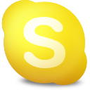 away, contact, skype icon