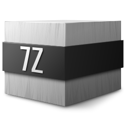 compressed, z icon