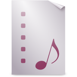 audio, scpls icon