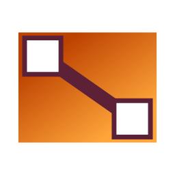 color, gradient icon