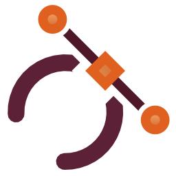 draw, path icon