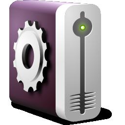 drive, harddisk, system icon