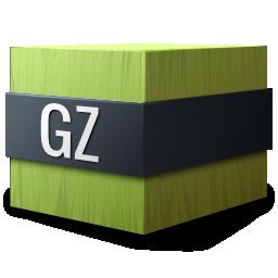 application, gnome, gzip, mime icon