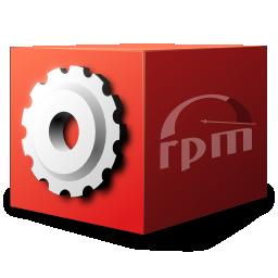 application, gnome, mime, rpm icon