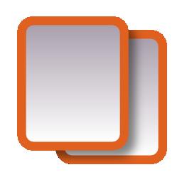 copy, gtk icon