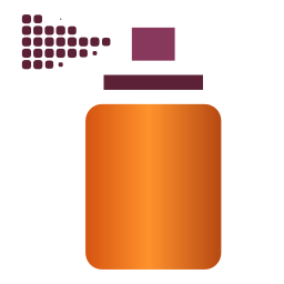 spray, spraycan, tool icon
