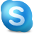 im, skype icon