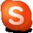 contact, dnd, skype icon