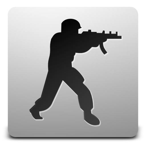 counter-strike, d icon