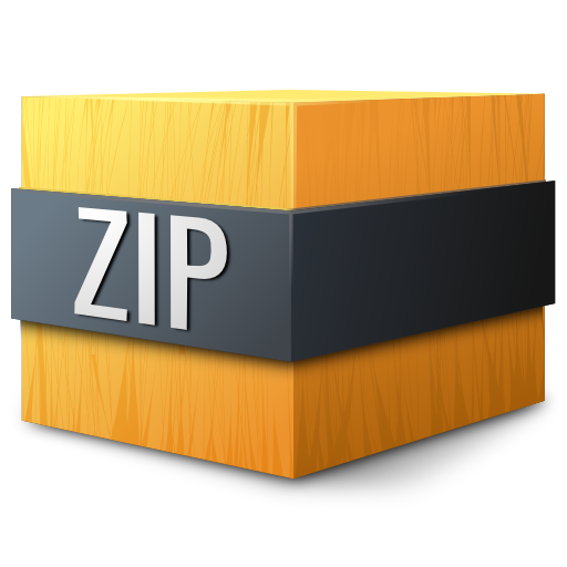 Zip icon - Free download on Iconfinder