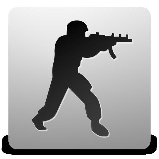 counter, counter-strike icon